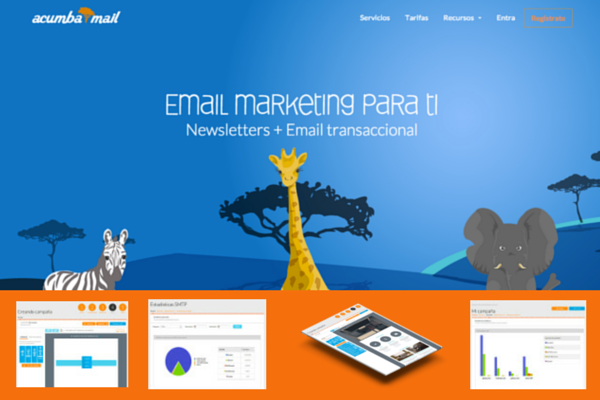 La nueva web del email marketing
