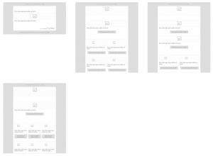 Plantillas de newsletters básicas