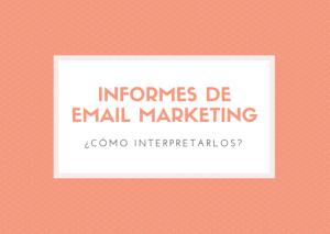 Informes de email marketing