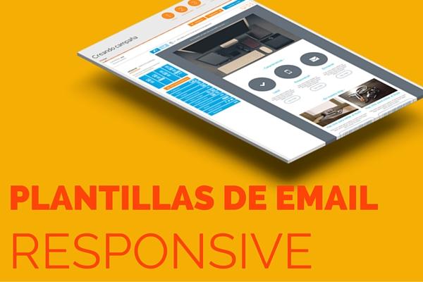 Plantillas de email responsive