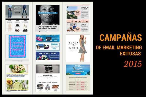 email marketing más exitosas