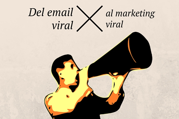 Del email viral al marketing viral