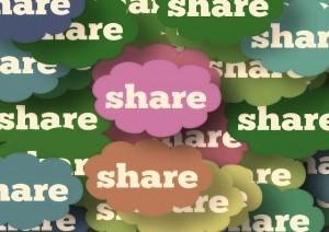 Invita a compartir tu mensaje