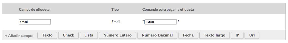 Administra tus contactos con Acumbamail