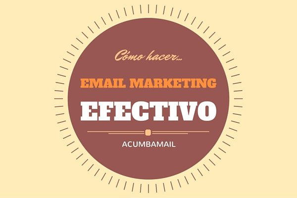 hacer email marketing