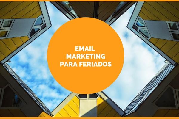 Email marketing para feriados
