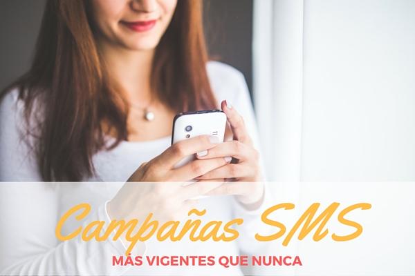 Campañas de SMS: más vigentes que nunca