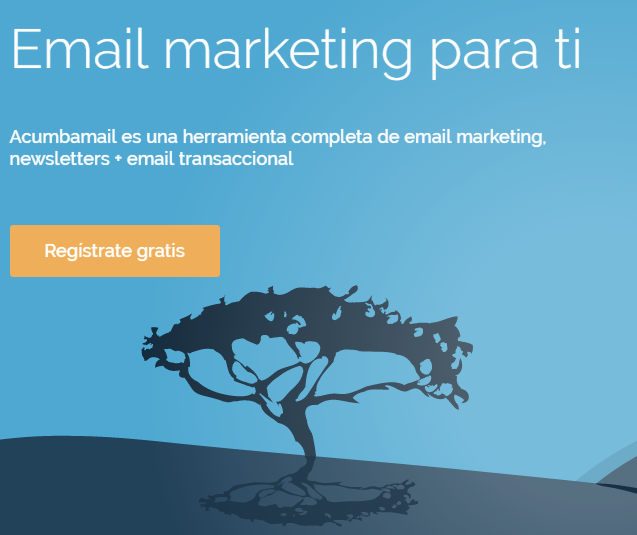 acumbamail email marketing