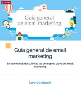 Descarga nuestros ebooks de email marketing