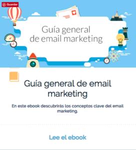 Descarga nuestros ebooks de email marketing