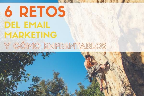 6 retos del email marketing