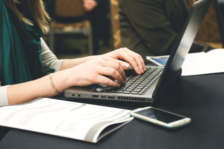 woman-typing-writing-windows-large