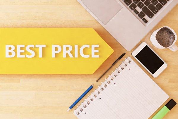 elegir precios para tienda online