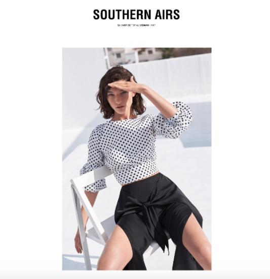 Newsletters de moda