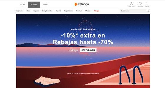 Vender en Zalando en lugar de Amazon