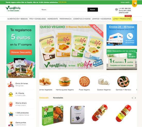 Nicho de mercado: productos veganos