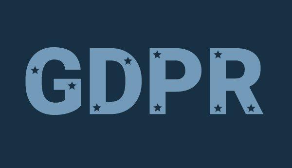 Portada post sobre la GDPR