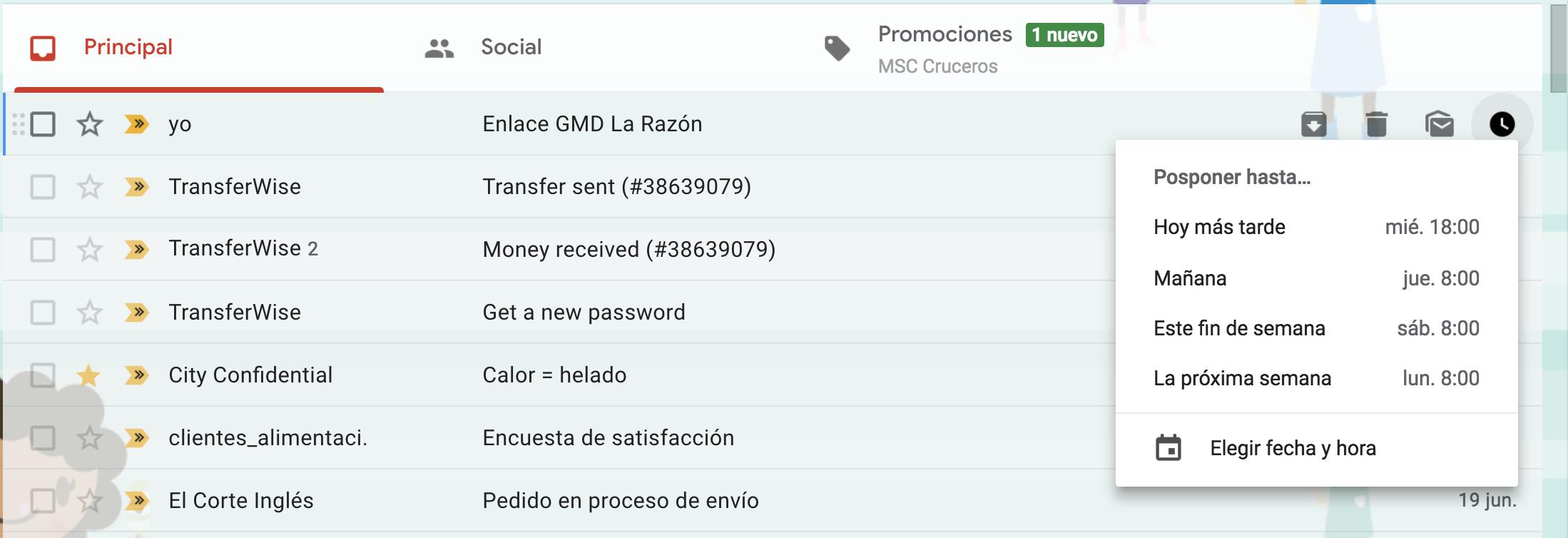 nuevo gmail
