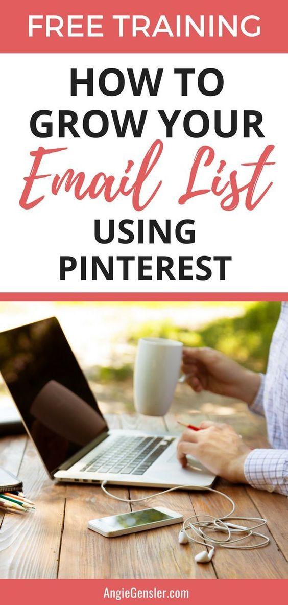 Hacer crecer tu lista de emails