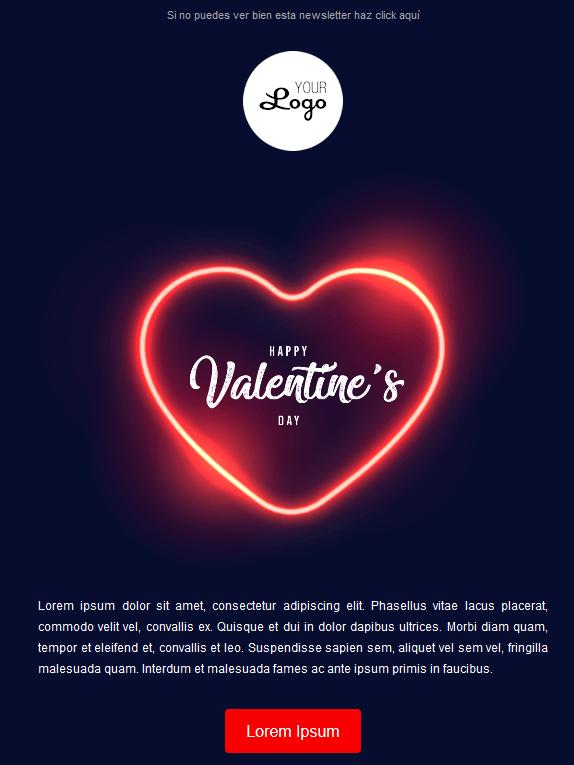 fechas marketing san valentin