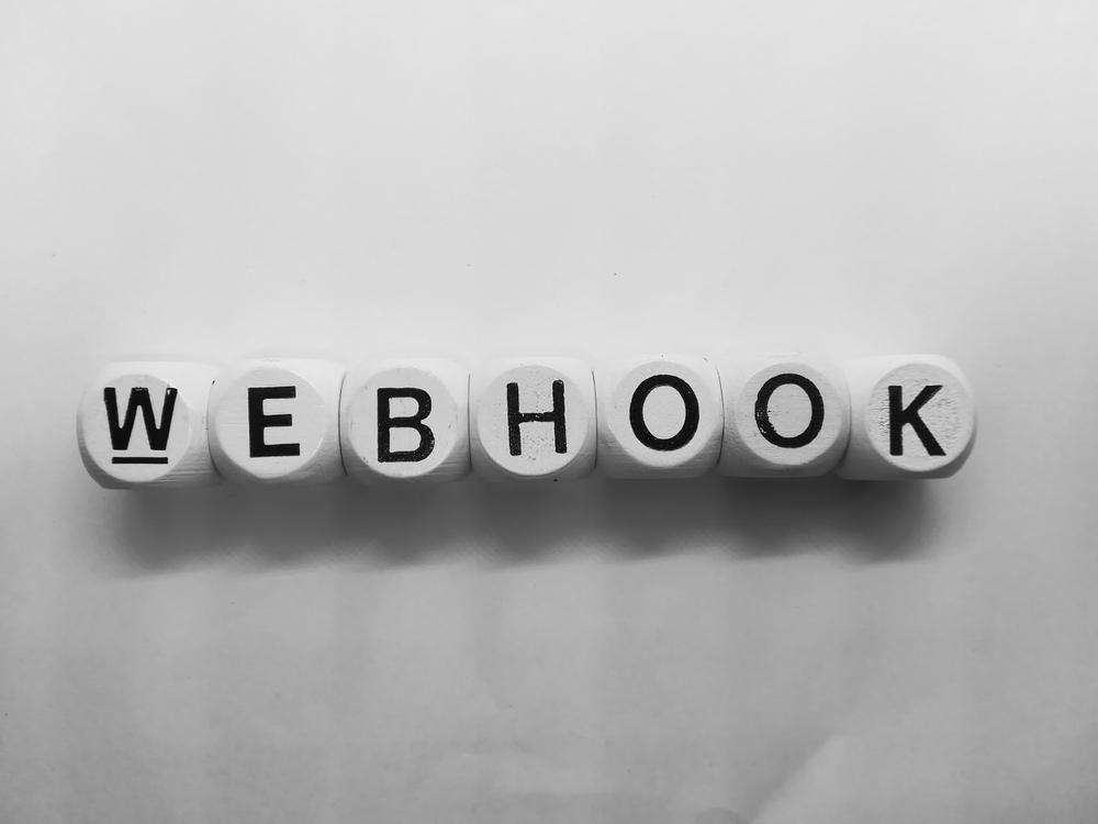 qué son los webhooks