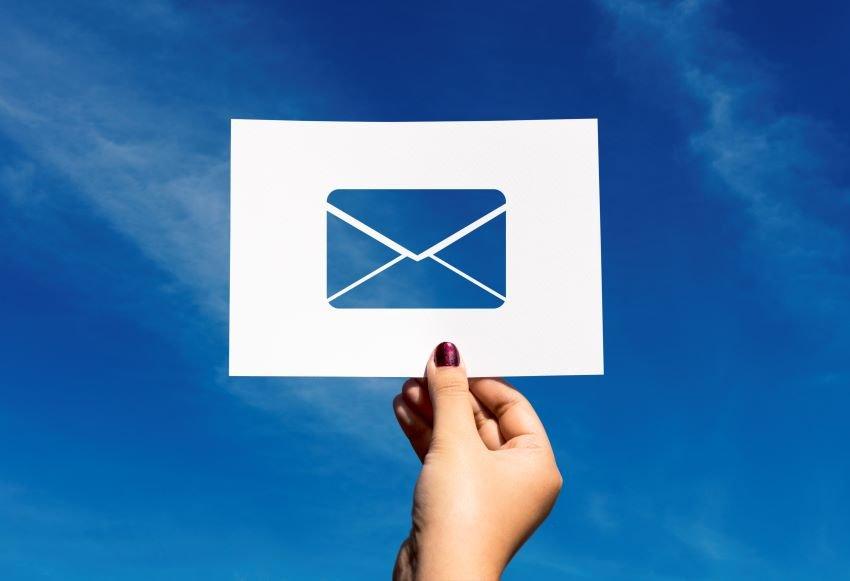 email de presentación