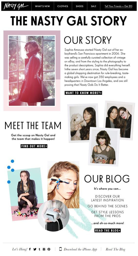 Email marketing y marcas de moda