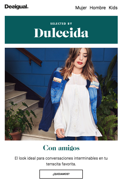 Email marketing y marcas de moda