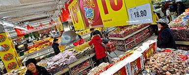 Consumidor chino