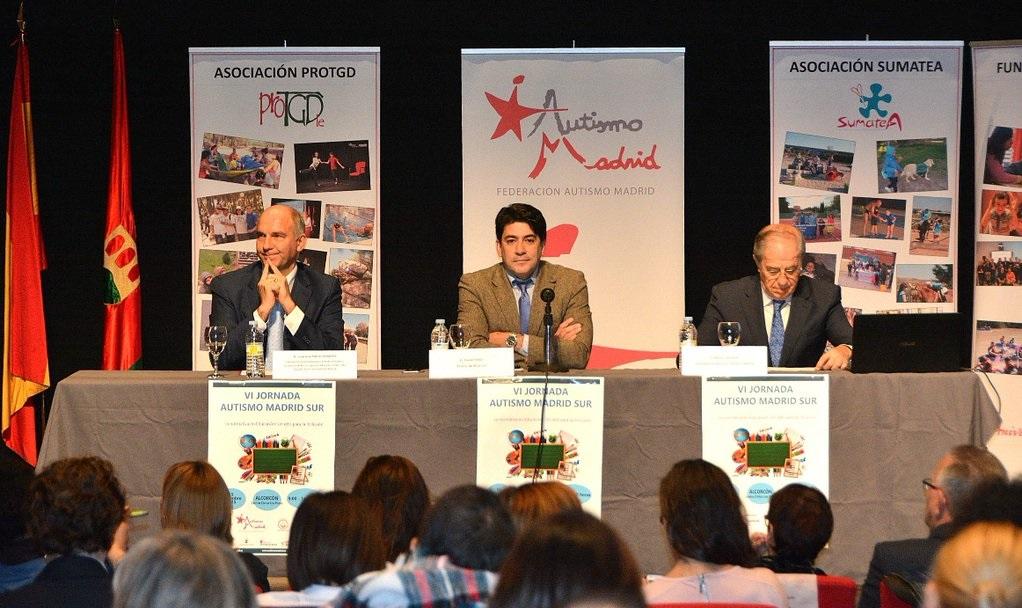 VI Jornada Autismo Madrid Sur