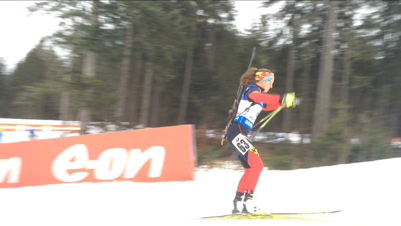 Ruhpolding-GER WC4 Sprint W