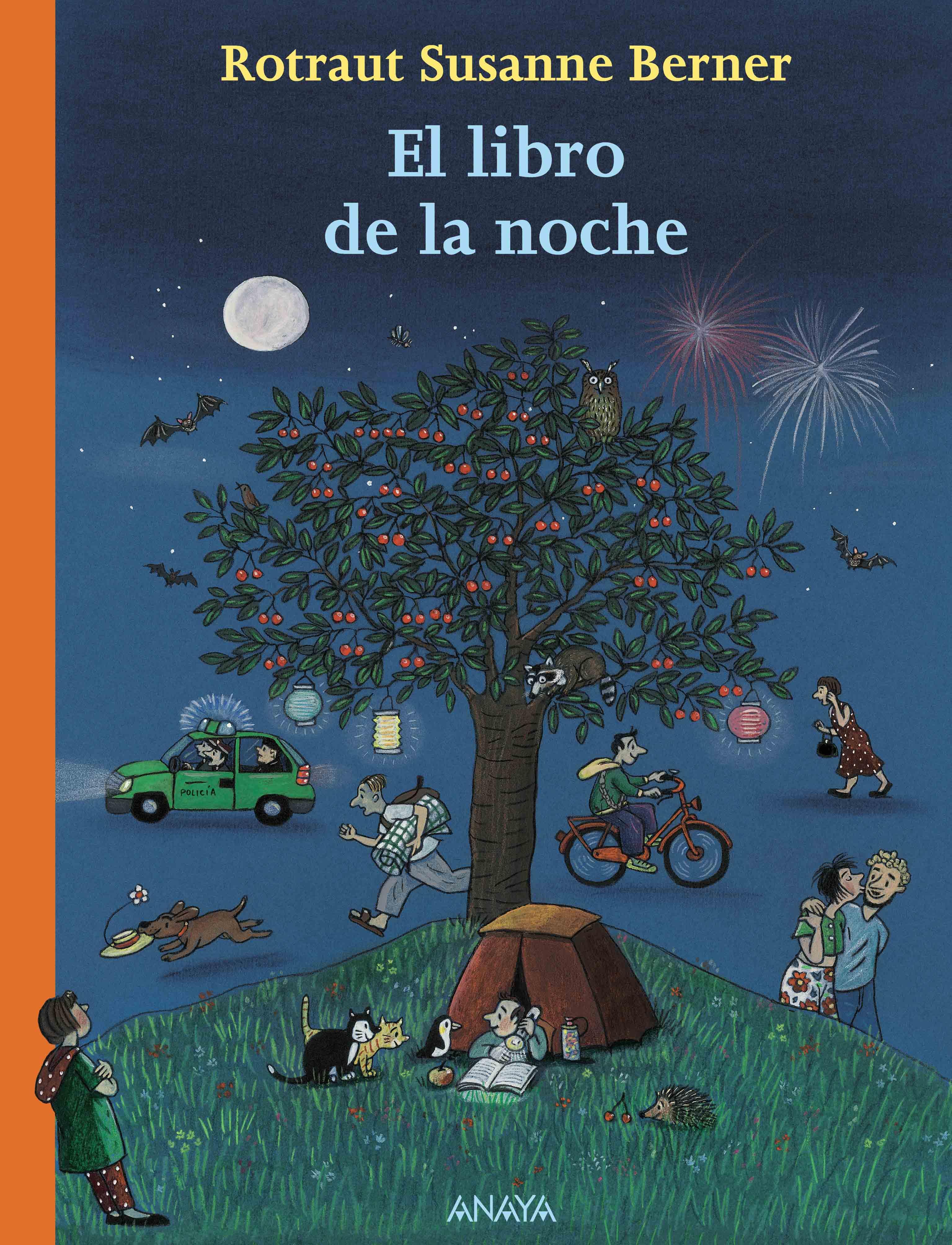 El libro d ela noche