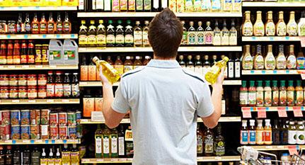 consumidor OMGs