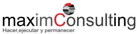 logo MAXIM CONSULTING