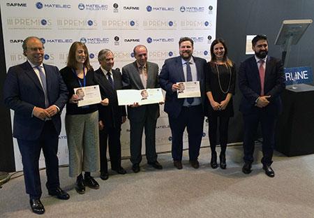 III Premios Matelec