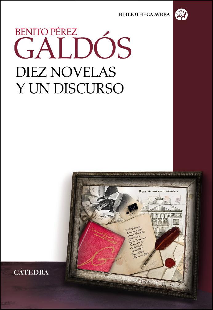 Diez novelas de Galdós