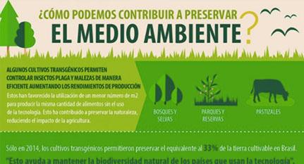 Infografia medioambiente