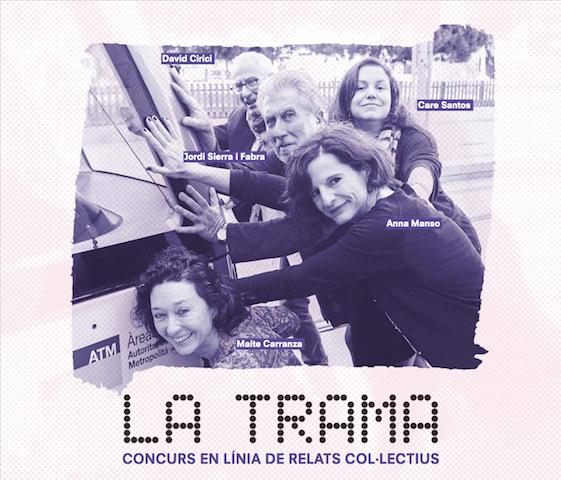 TRAM - La TRAMa - Escriptors 2017