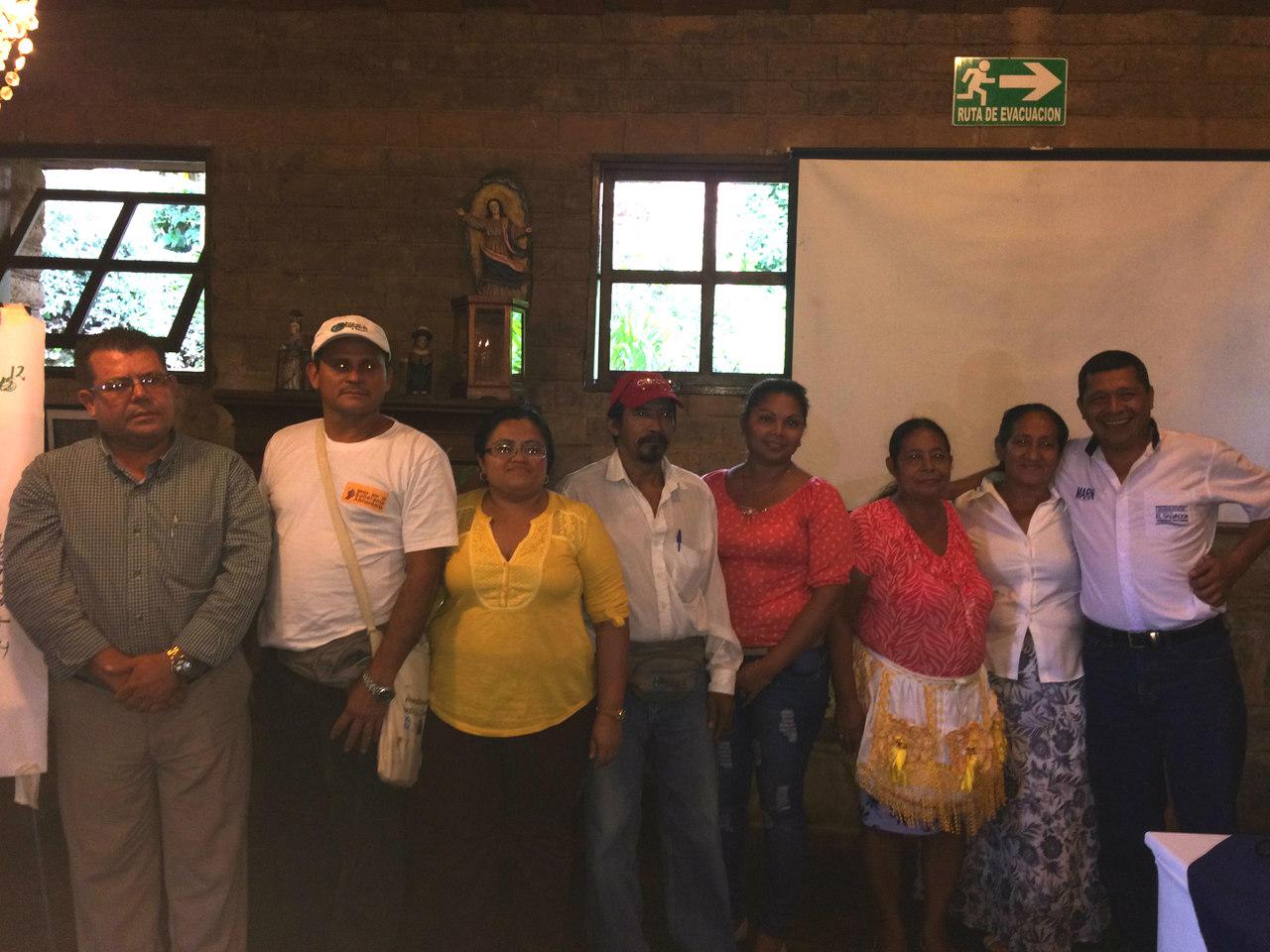 Se conforma Comité Ramsar en El Salvador