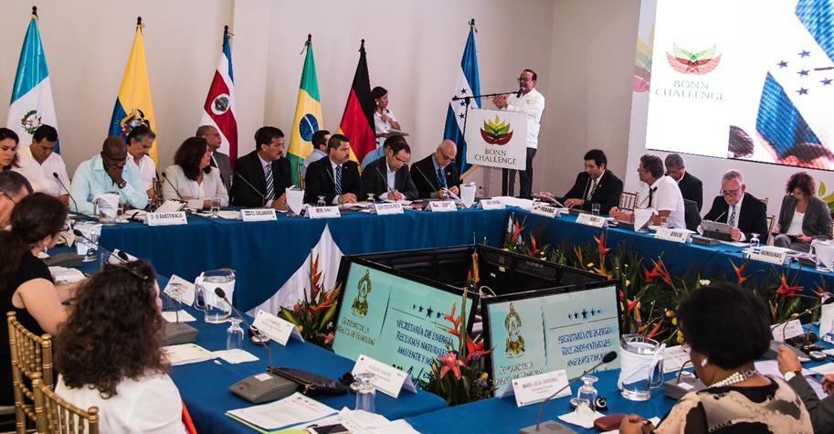 Conozca los resultados del Desafío de Bonn – Latinoamérica 2017