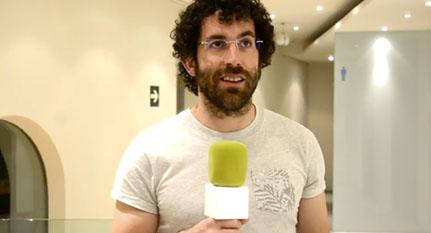 Daniel Mediavilla entrevista
