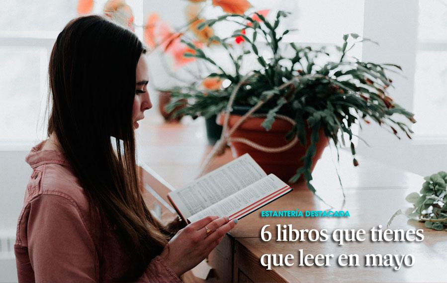 libros mayo