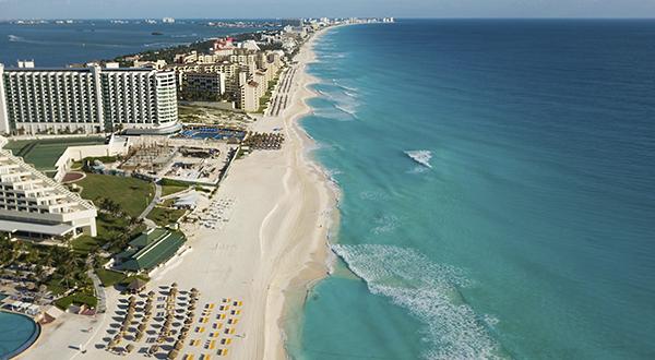 Cancún, 25 mar.
