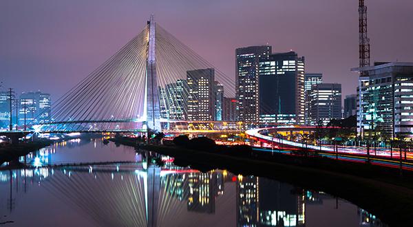 Sao Paulo, 4 abril
