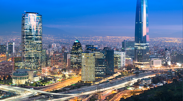 Santiago Chile, 7 mayo