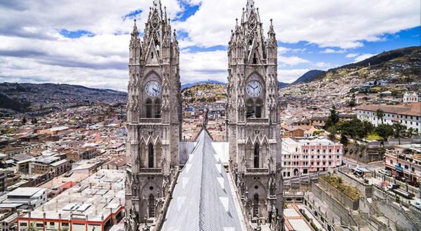 Quito, 6 junio