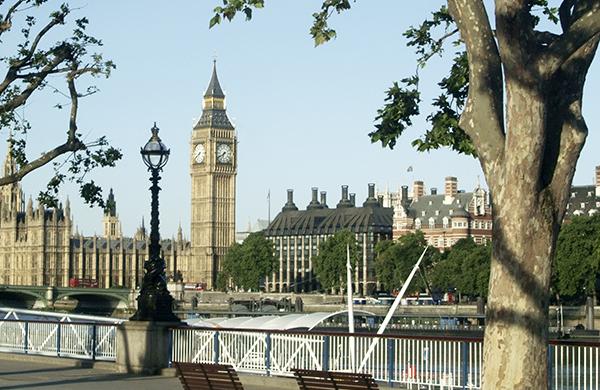 Londres - Desde 80