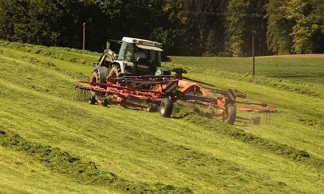 La maquinaria agrícola y las energías alternativas (1)