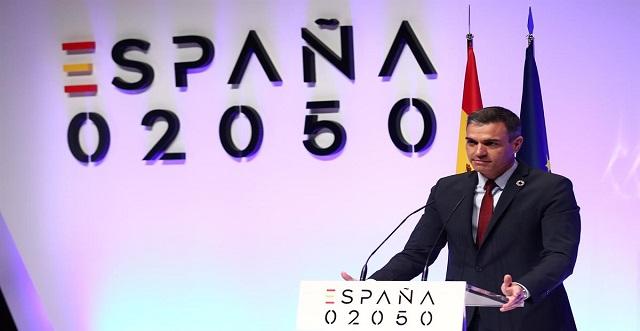 El Gobierno del señor Pedro Sánchez y el año 2050