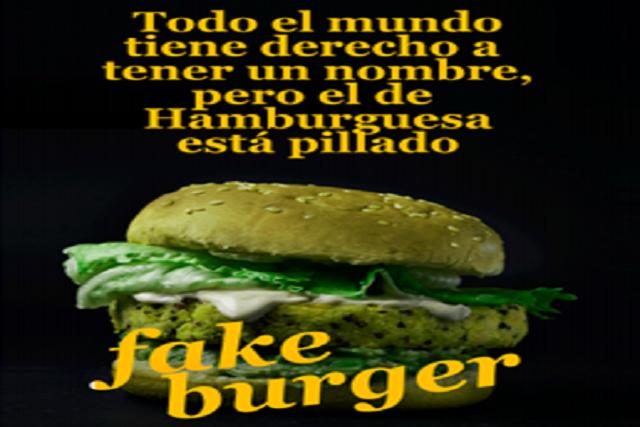 PROVACUNO: solo es hamburguesa si lleva carne